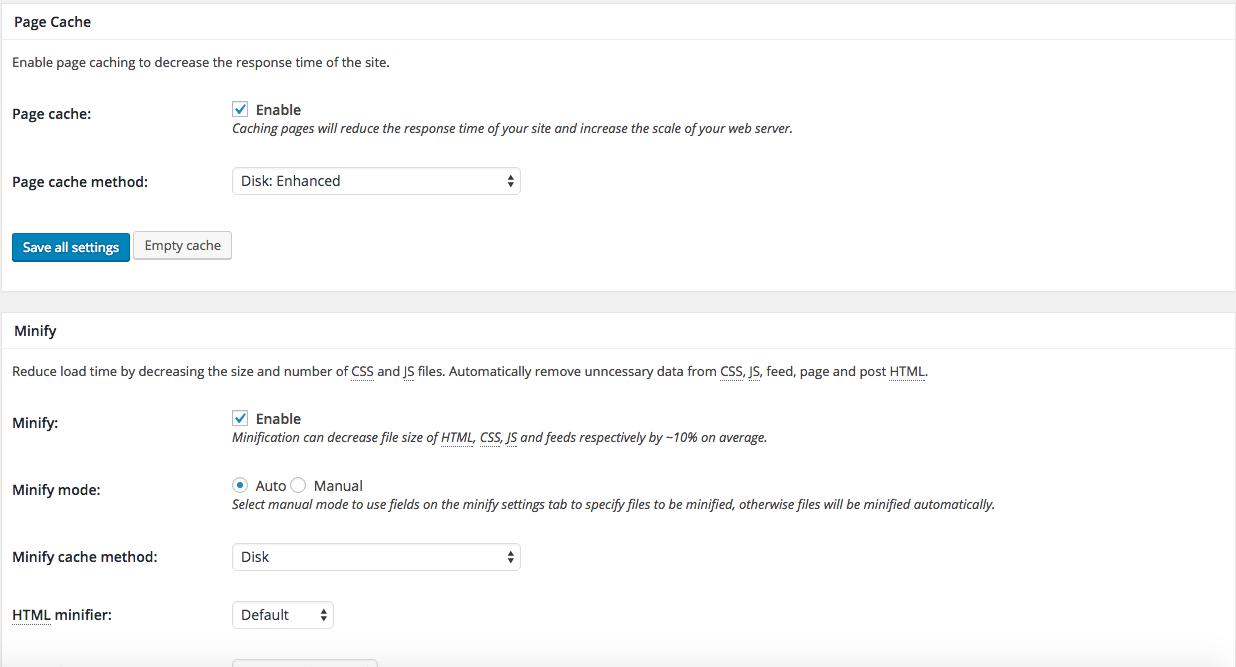 Page Speed Optimisation Part 2