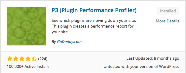 P3 Plugin review