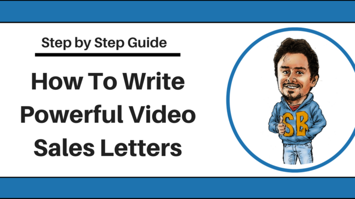 Guide How To Write Powerful Video Sales Letter Saurabh Bhatnagar